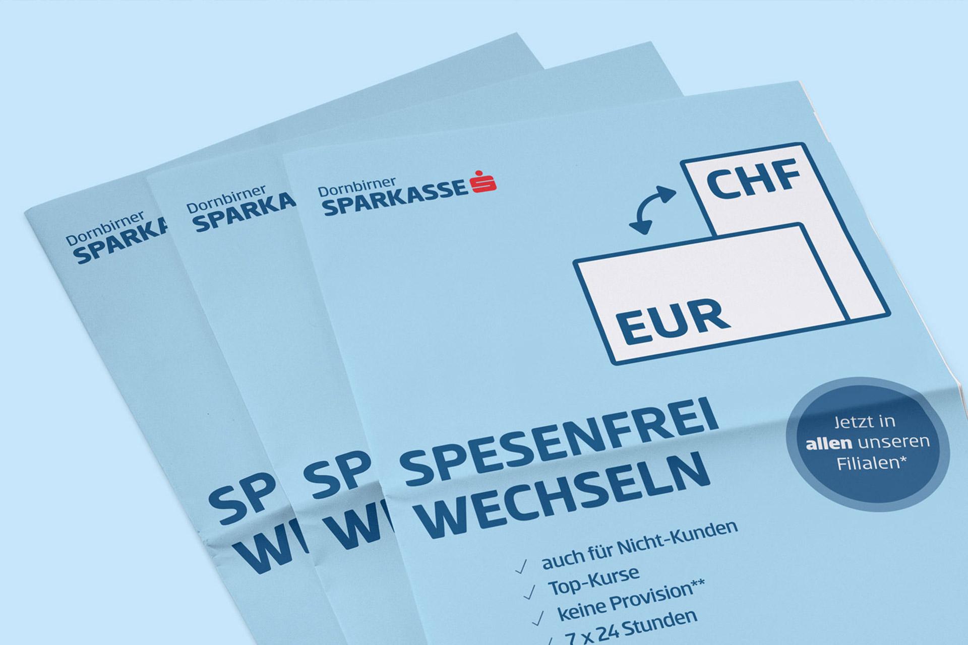 Kombination der Online-Kampagne mit Print-Anzeigen – von Bernhard Hafele
