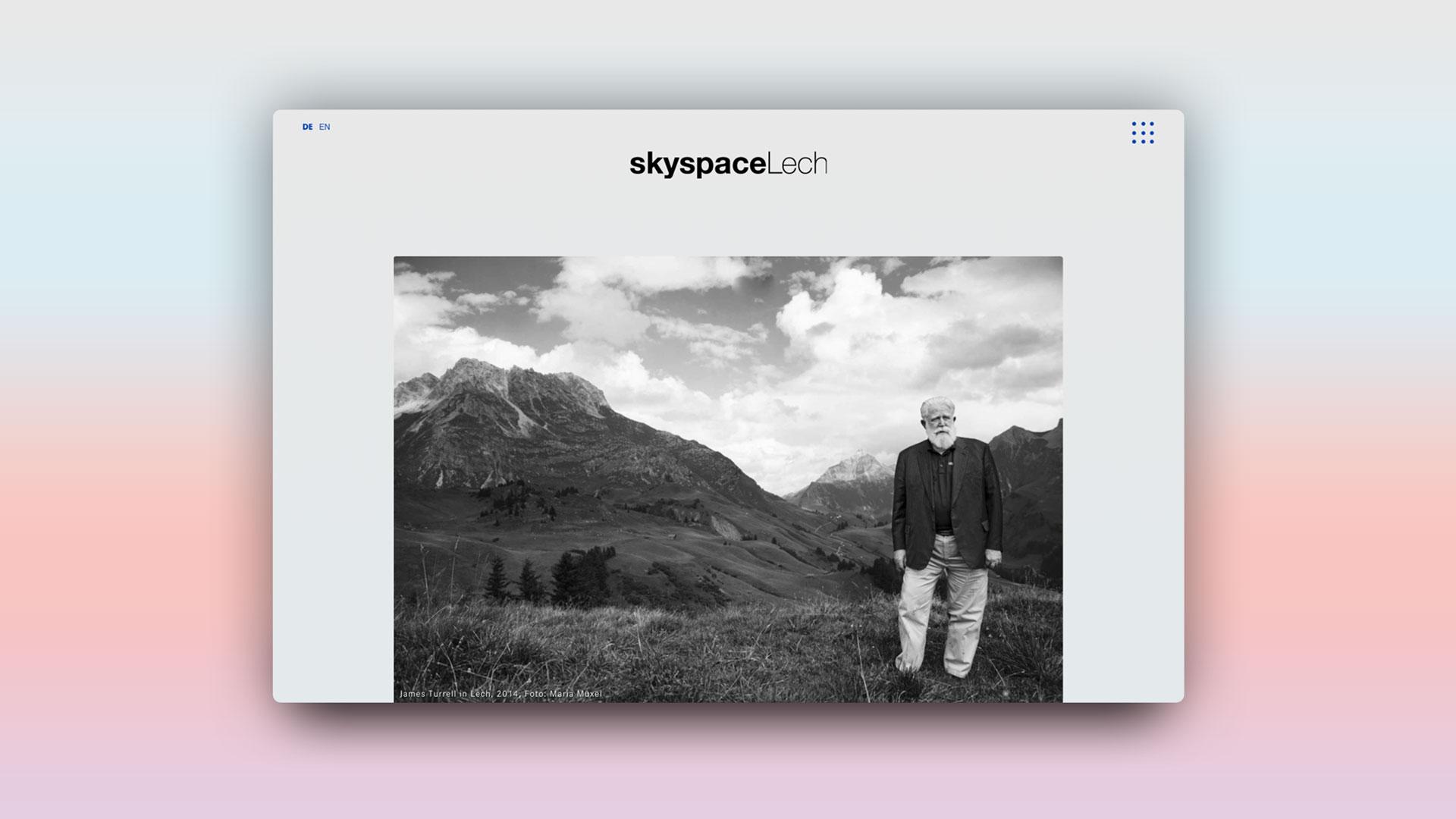skyspace Lech
